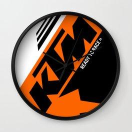 KTM Star Wall Clock