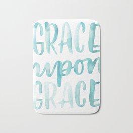 Grace Upon Grace Bath Mat