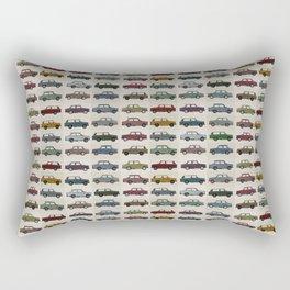 Trabant pattern Rectangular Pillow