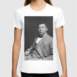 Booker T. Washington by Francis Benjamin Johnston, c. 1895 T-shirt