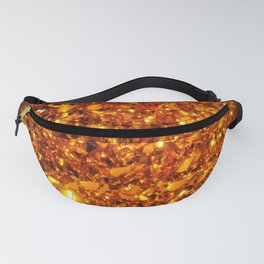 Copper Sparkle Fanny Pack
