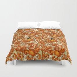 Mandarins Duvet Cover