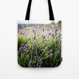 Island Lavender Tote Bag