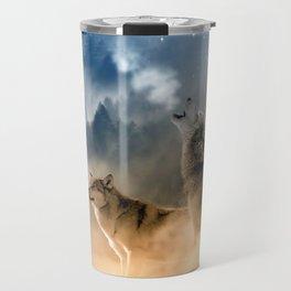 Moonrise Howl Travel Mug