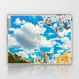 Traveling in the Clouds Laptop & iPad Skin