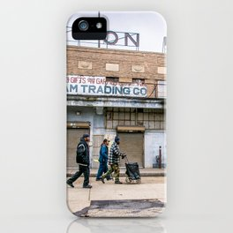 We Run These Streets iPhone Case