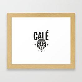 Calé Framed Art Print