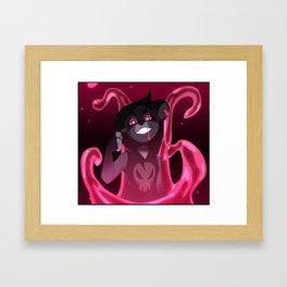 .:BREAK MY MIND:. Framed Art Print