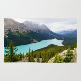 Banff National Park Rug