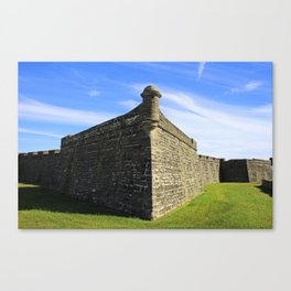 Castillo de San Marcos VII Canvas Print