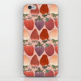 Spice Blush iPhone Skin
