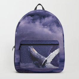Having a whale of a time Backpack