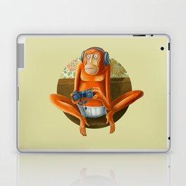 Monkey play Laptop & iPad Skin