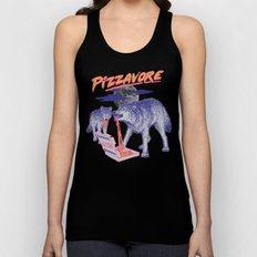Pizzavore Unisex Tank Top