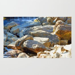 Lower Falls Rug
