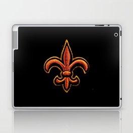 Saint's Fleur de Lis Laptop & iPad Skin