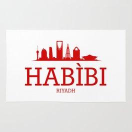 Habibi Riyadh Rug