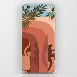 Shades of summer iPhone Skin