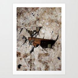 Tämmer - Center 1 Art Print