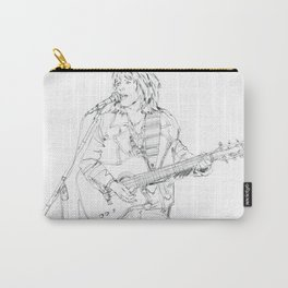 Lucinda Williams Carry-All Pouch