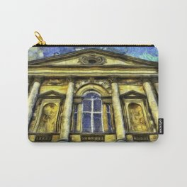 Roman Bath Van Gogh Carry-All Pouch