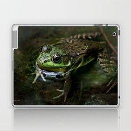 Frog Floating Laptop & iPad Skin