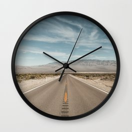 Road to Freedom Wall Clock