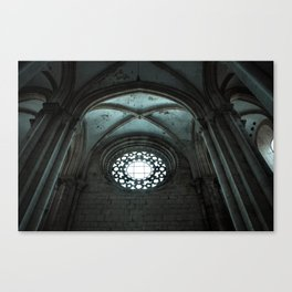 Monastery of Alcobaça, Portugal - PMMA14 Canvas Print