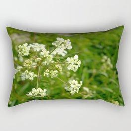 White Water Hemlock Rectangular Pillow
