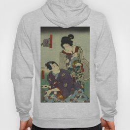 A May day of twelve months Hoody