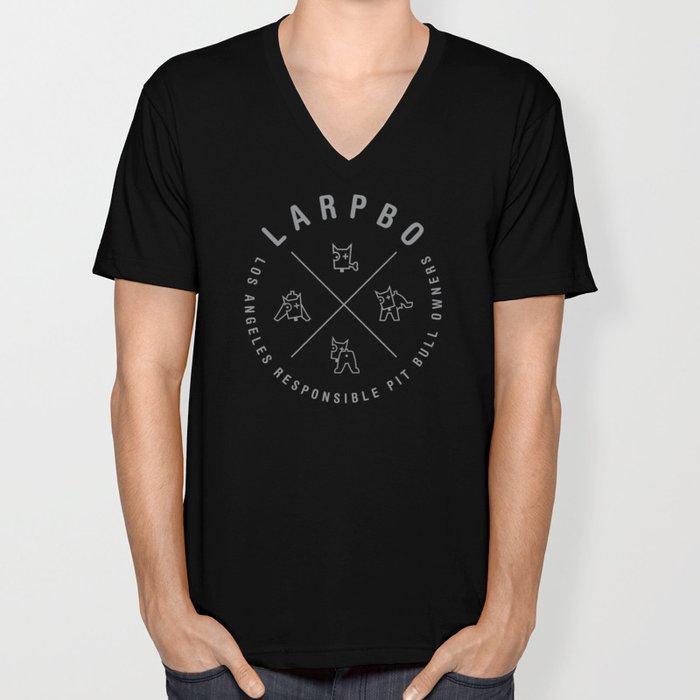 LARPBO Hipster Unisex V-Neck