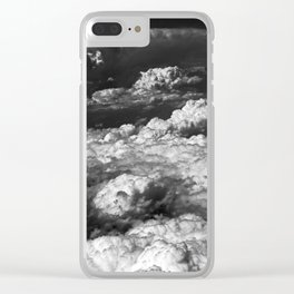 # 333 Clear iPhone Case