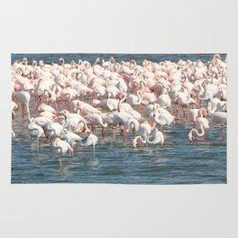 Flamingoes Rug