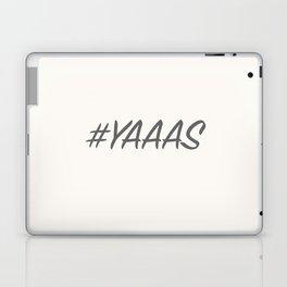 #YAAAS Laptop & iPad Skin