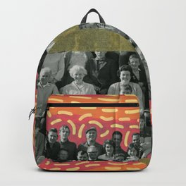 We Don't Need No Thought Control Backpack