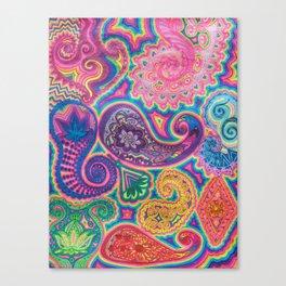 Goniochromism Canvas Print
