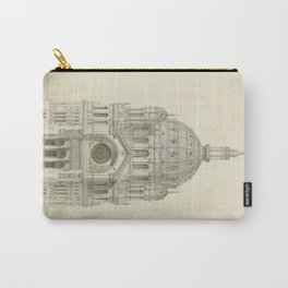 Church of St. Augustine Paris Carry-All Pouch