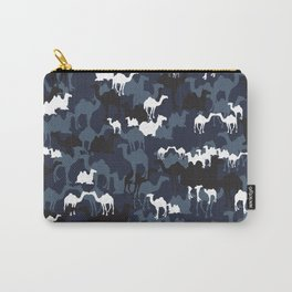 CAMELFLAGE - Special Ops Blue Carry-All Pouch