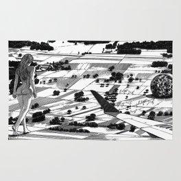 asc 599 - L'événement (The long journey home) Rug