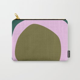 Organic circles Carry-All Pouch