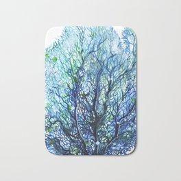 Fan Coral - Aqua Bath Mat