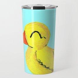 Happy Ducky Travel Mug