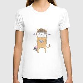 Mr. Kat T-shirt