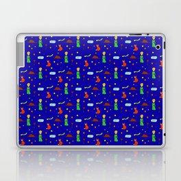 """The Little Prince"" Pattern Laptop & iPad Skin"