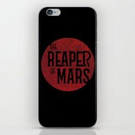 The Reaper of Mars iPhone Skin