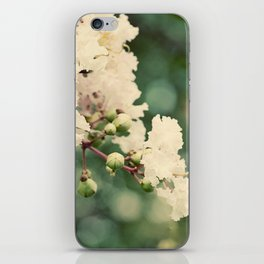 Crepe Myrtle iPhone Skin