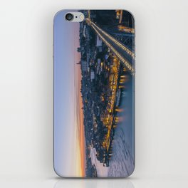 Porto from Serra do Pilar. iPhone Skin