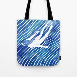 Water Nymph LXIV Tote Bag