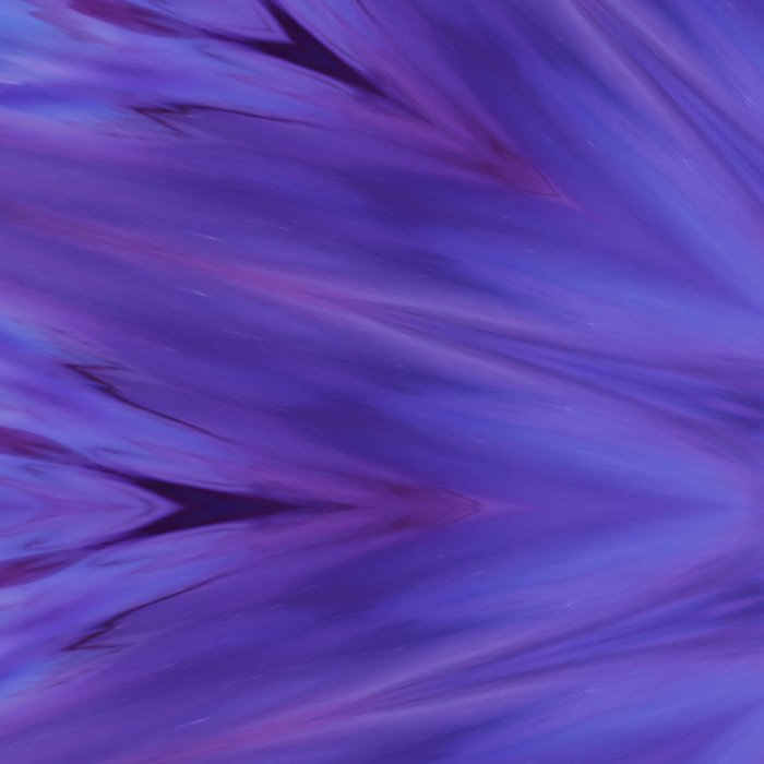 Unique mandala ultra violet Leggings