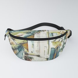 The city of eternal spring Fanny Pack